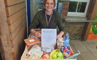 Over 100,000 Meals Sent out in Southwark and Lambeth
