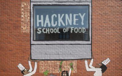 Hackney School of Food in the running for design awards