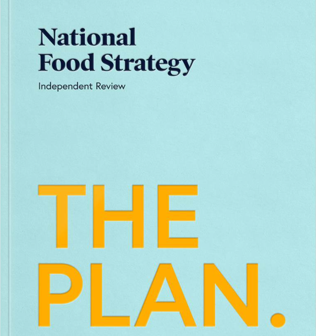 Our response to the National Food Strategy